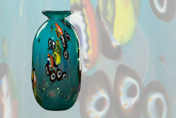 Contemporary Artistic Glasswork